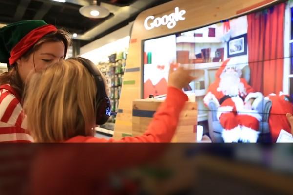 Google Santa Claus